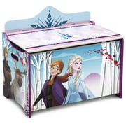 Disney Frozen II Deluxe Toy Box by Delta Children