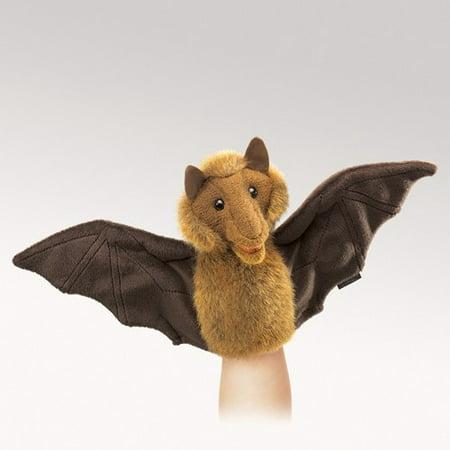Folkmanis Little Bat Little Puppet - 2939
