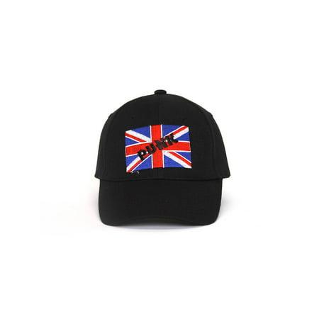 Clover Patch Adjustable Black Cap (Various