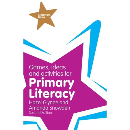 Games, Ideas and Activities for Primary Literacy - eBook - Primary School Halloween Art Ideas