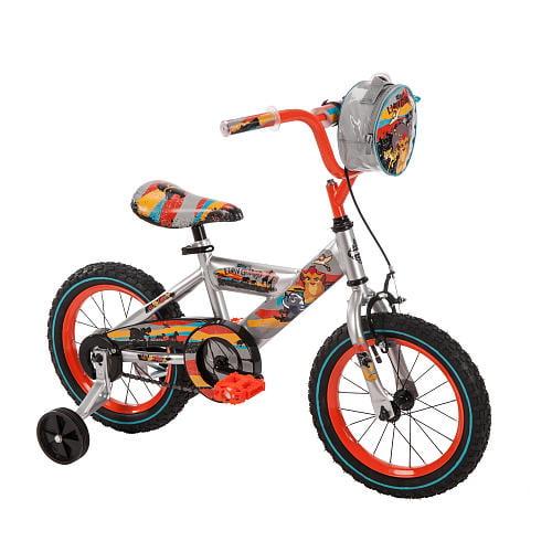 Boys 14 inch Huffy Lion Guard Bike