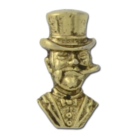 Cigar Man Lapel Pin