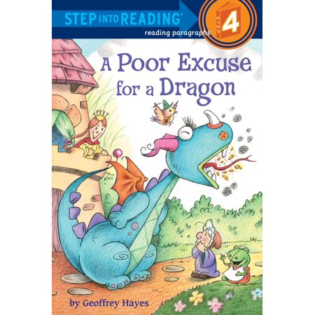 A Poor Excuse for a Dragon (Excuses To Break Up With A Girl)