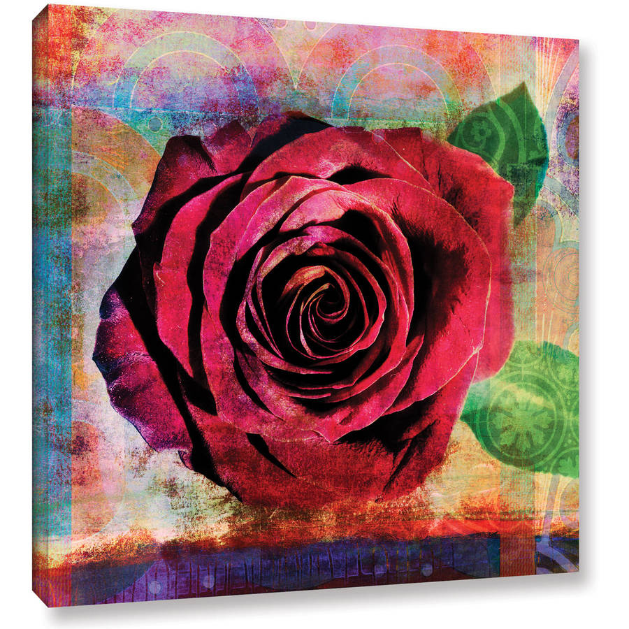 "Elena Ray ""Rose"" Gallery-Wrapped Canvas"