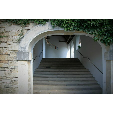 Framed Art For Your Wall Emergence Architecture Stairs Archway 10x13 Frame