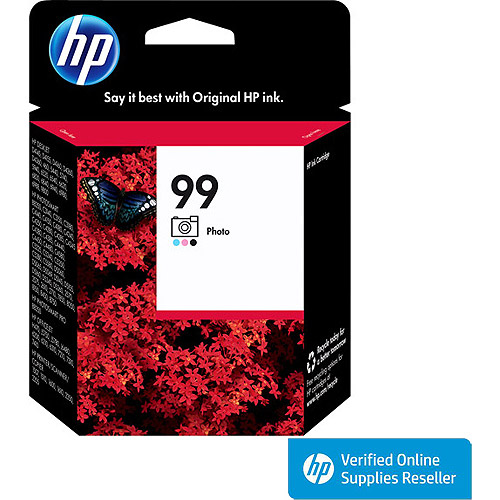 HP 99 Photo Original Ink Cartridge (C9369WN)