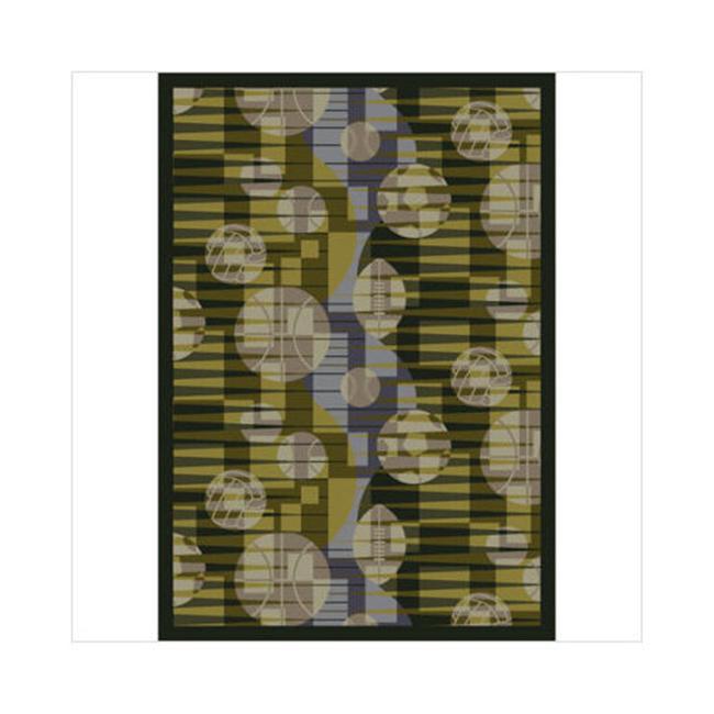 Joy Carpets Keeping Score 7 ft9 inch 100 Pct.  STAINMASTER Nylon Machine Tufted- C