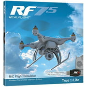 Great Planes RealFlight 7.5 with Wireless SLT Interface RC Airplane Multi-Colored