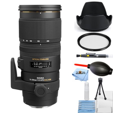 Sigma 70-200mm f/2.8 EX DG APO OS HSM for Canon STARTER