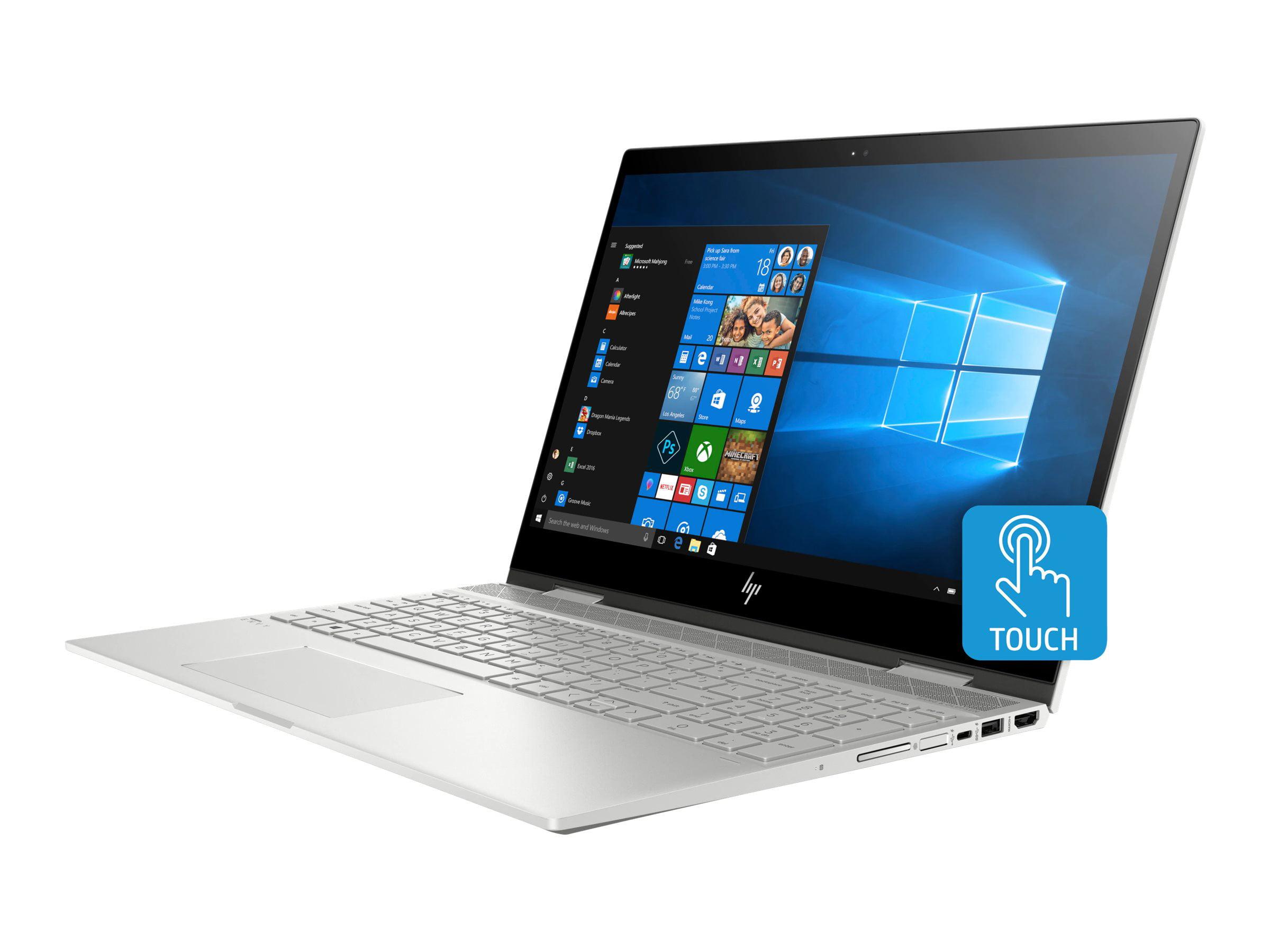 Hp Envy X360 15m Cn0011dx Flip Design Core I5 8250u 1 6 Ghz Windows 10 Home 8 Gb Ram 256 Gb Ssd Nvme 15 6 Ips Touchscreen 1920