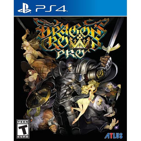 Crown Prop (Dragons Crown Pro Battle Hardened Edition, Atlus, PlayStation 4,)