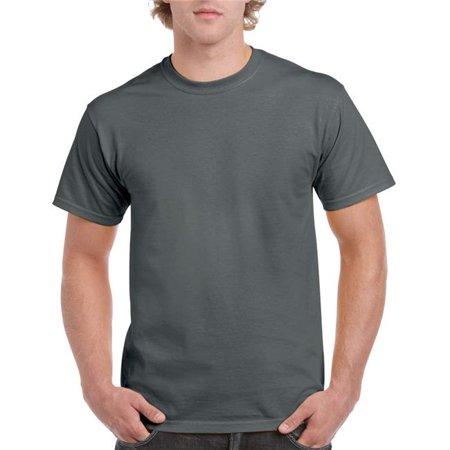 2000 Charcoal (DDI 1997589 Irregular Gildan T-Shirts Style 2000 Charcoal - Sm Case of)