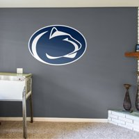 Fathead Penn State Nittany Lions: Logo - Giant Officially Licensed Removable Wall Decal