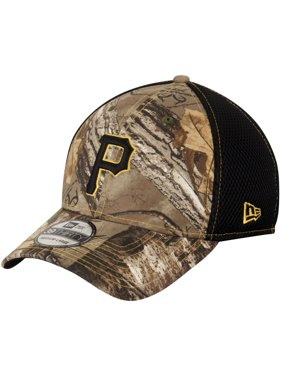 huge selection of ce3cb 836c7 Product Image Pittsburgh Pirates New Era Neo 39THIRTY Flex Hat - Realtree  Camo