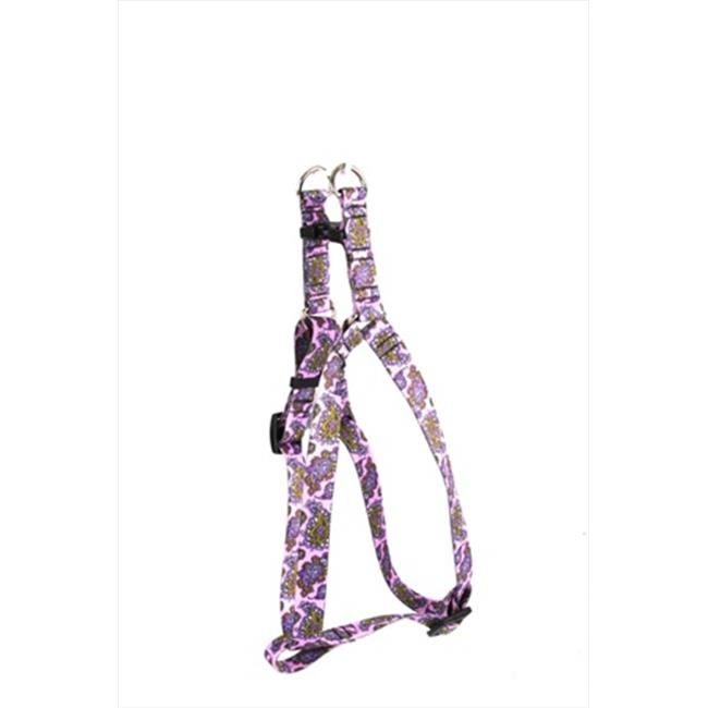Yellow Dog Design Bohemian Paisley Step-In Harness