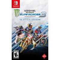 Monster Energy Supercross  The Official Videogame 3, Square Enix, Nintendo Switch, 662248923758