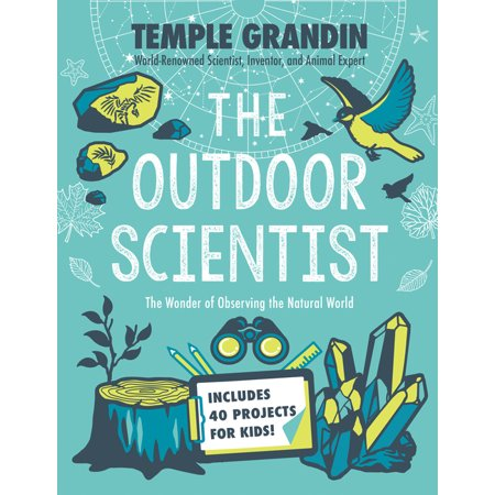 The Outdoor Scientist: Observing the Natural World (Hardcover)