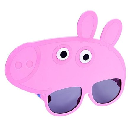 Peppa's Halloween (Peppa Pig Costume Sunglasses)