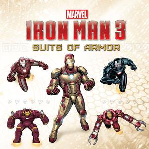 Iron Man 3: Suits of Armor - eBook