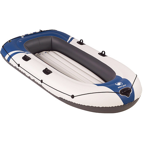 Sevylor Specialists 4-Person Inflatable Boat