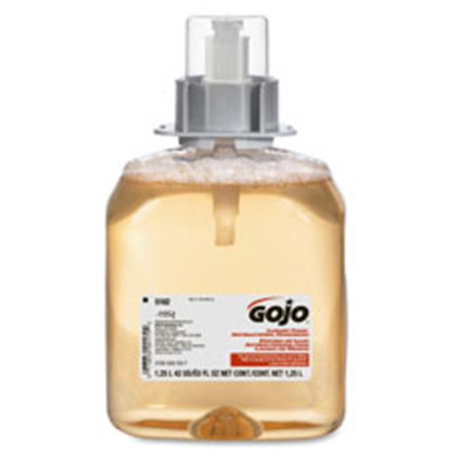 Gojo GOJ516203CT Fmx-12 Antibact Orange Foaming Soap Refill