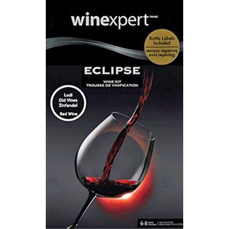Eclipse Lodi Old Vine Zinfandel (With Grape Skins) Wine Ingredient Kit