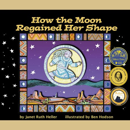 How the Moon Regained Her Shape - Audiobook