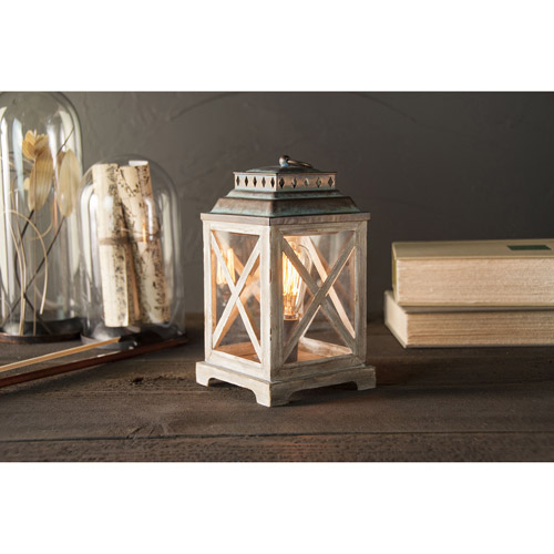 ScentSationals Edison Anchorage Lantern Wax Warmer