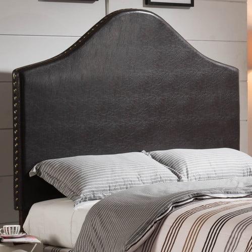 NOYA USA Elegant Leather Storage Ottoman
