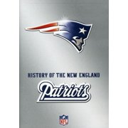 NFL History of the New England Patriots (DVD)