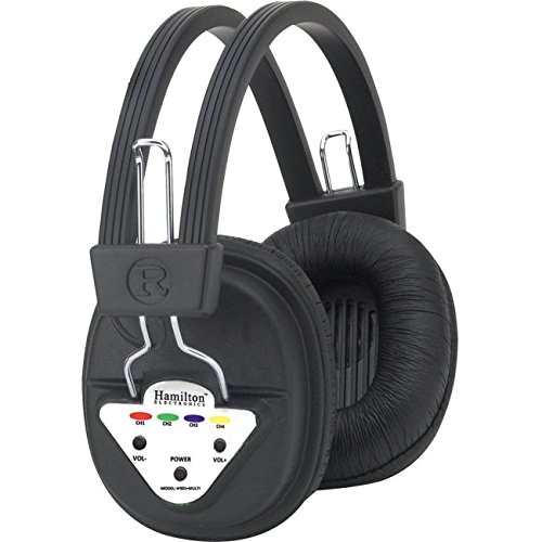 Hamilton W901-MULTI Additional Multi Channeled Wireless Headphone For 900 Ser