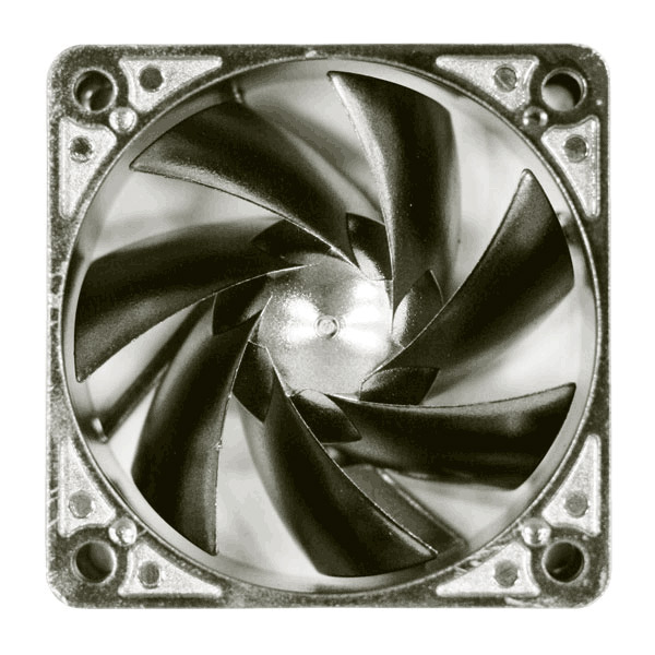 Silenx IXP-34-08 iXtrema Pro 60x25mm 8dBA 10CFM PC Computer Case Fan