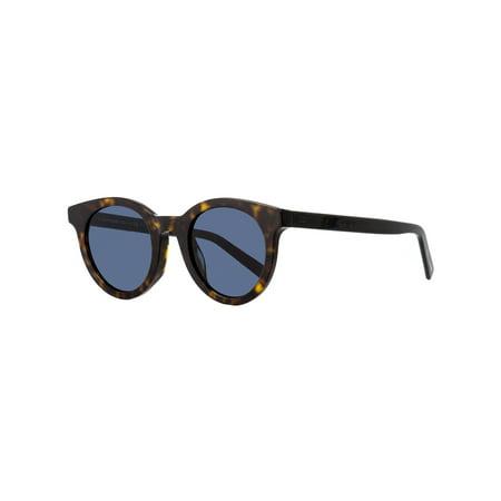 Dior Homme Sunglasses Black Tie 218FS KVXA9 Dark Havana/Black (Dior Homme Sunglasses)