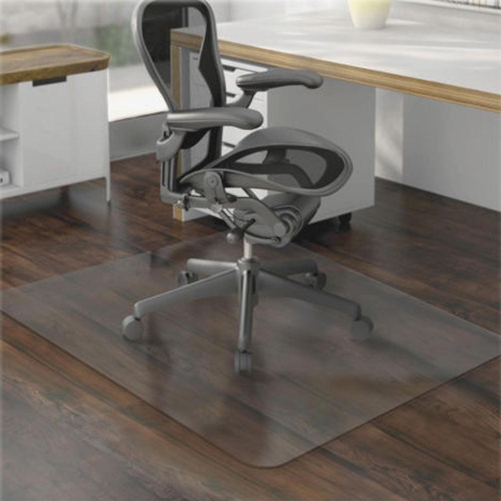 """Ktaxon 36"""" x 48"""" PVC Chair Floor Mat Home Office Protector For Hard Wood Floors"""
