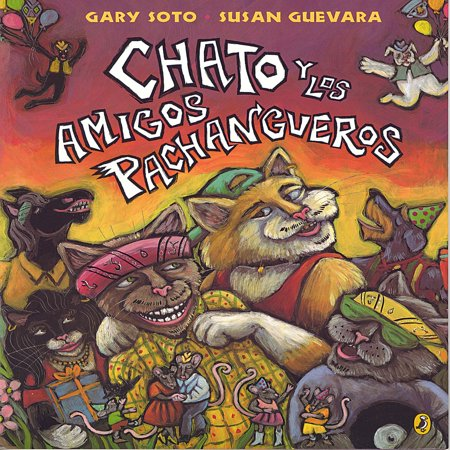 Chato And The Party Animals - Audiobook