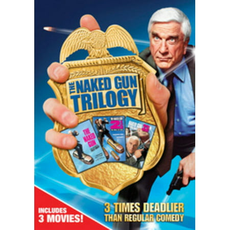 The Naked Gun Trilogy (DVD) (Enter The Gungeon Best Gun)
