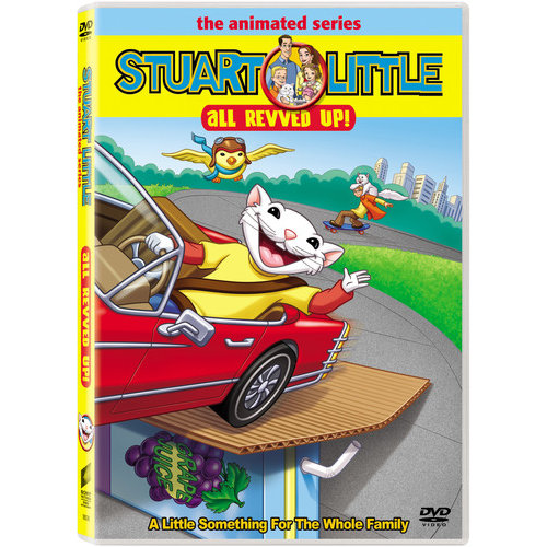Stuart Little The Animated Series: All Revved Up! (Full Frame)