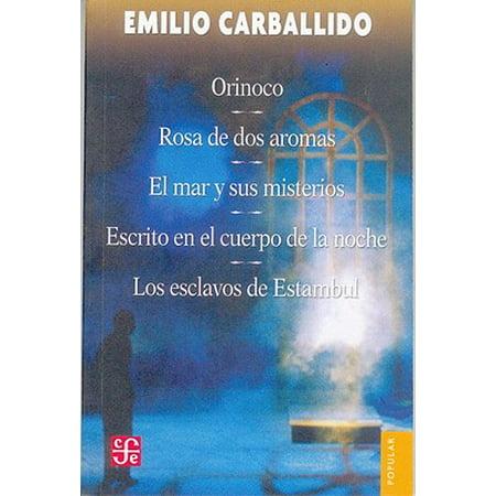 Orinoco; Rosa de DOS Aromas; El Mar y Sus Misterios; Escrito En El Cuerpo de La Noche; Los Esclavos de Estambul](De Risa De Halloween)
