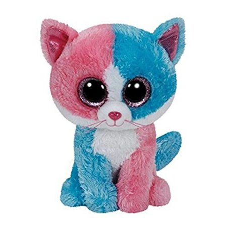 ceda48d566e Ty Beanie Boos Fiona - Cat Large (Justice Exclusive) - Walmart.com