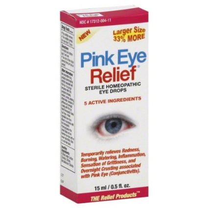 Pink Eye Relief 05 oz