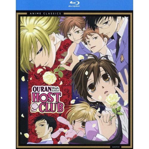 Ouran High School Host Club: The Complete Series (Blu-ray) (Japanese)