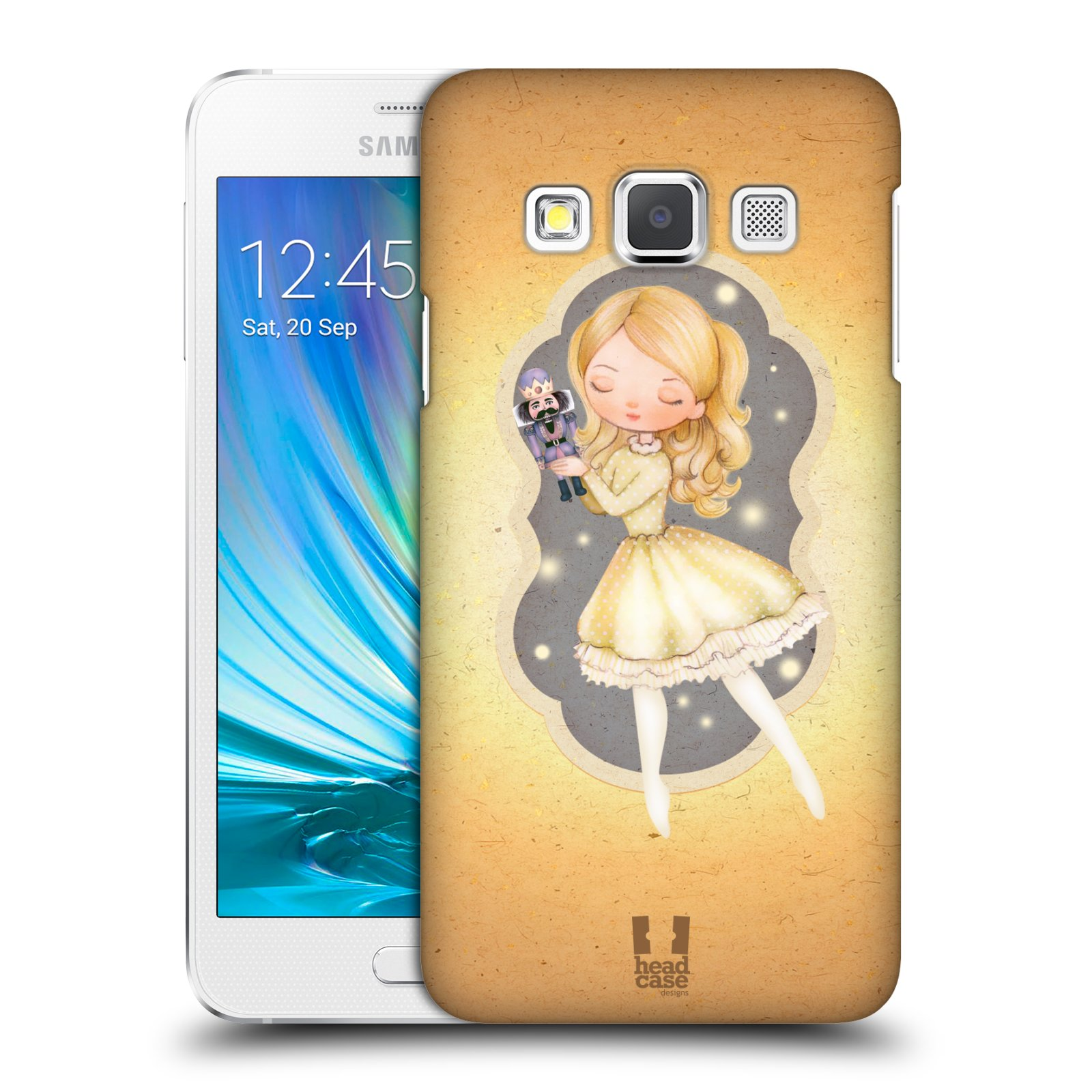 HEAD CASE DESIGNS THE NUTCRACKER HARD BACK CASE FOR SAMSUNG PHONES 1