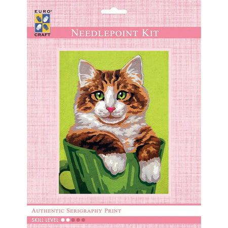 Needleart World Needlepoint Kit 8