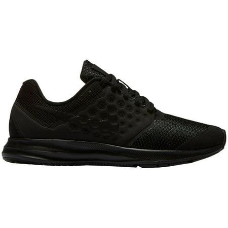 Nike Kids  Grade School Downshifter 7 Running Shoes (Black Black Black 1177e93a5