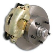 Stainless Steel Brakes A129-2 59-64 GM FULL SIZE FRONT