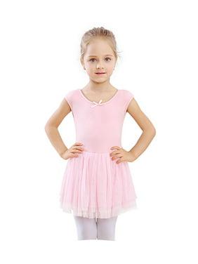Stelle Now Tank Cross Ballet Dress Leotard Ballet Tutu for Girls