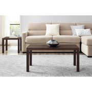 Mainstay Coffee Table.Mainstays Parsons Rectangular Sturdy Coffee Table Canwal