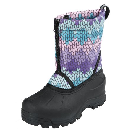 Northside Kids Icicle Waterproof Insulated Winter Snow Boot Toddler/Little Kid/Big Kid ()