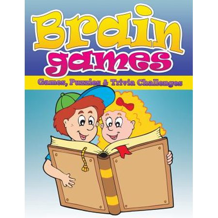 Brain Games (Games, Puzzles & Trivia Challenges)