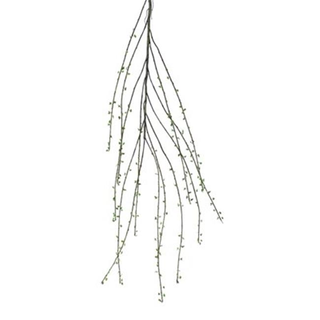 Distinctive Designs DG-422 DIY Foliage 55 in. L Artificial Salix Branch With Green Leaves - Pack of 12 - image 1 de 1